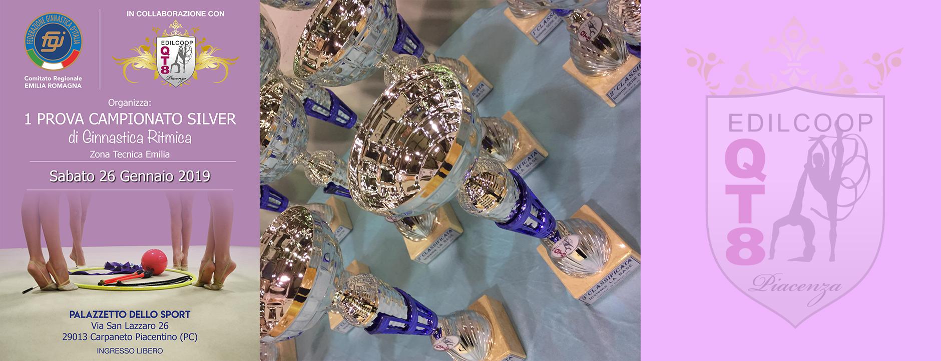 Edilcoop QT8, medaglie pregiate nella prova di Carpaneto.